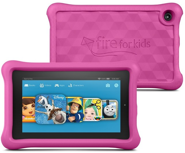 Prepare-se para o Natal - o Amazon Fire Kids Edition