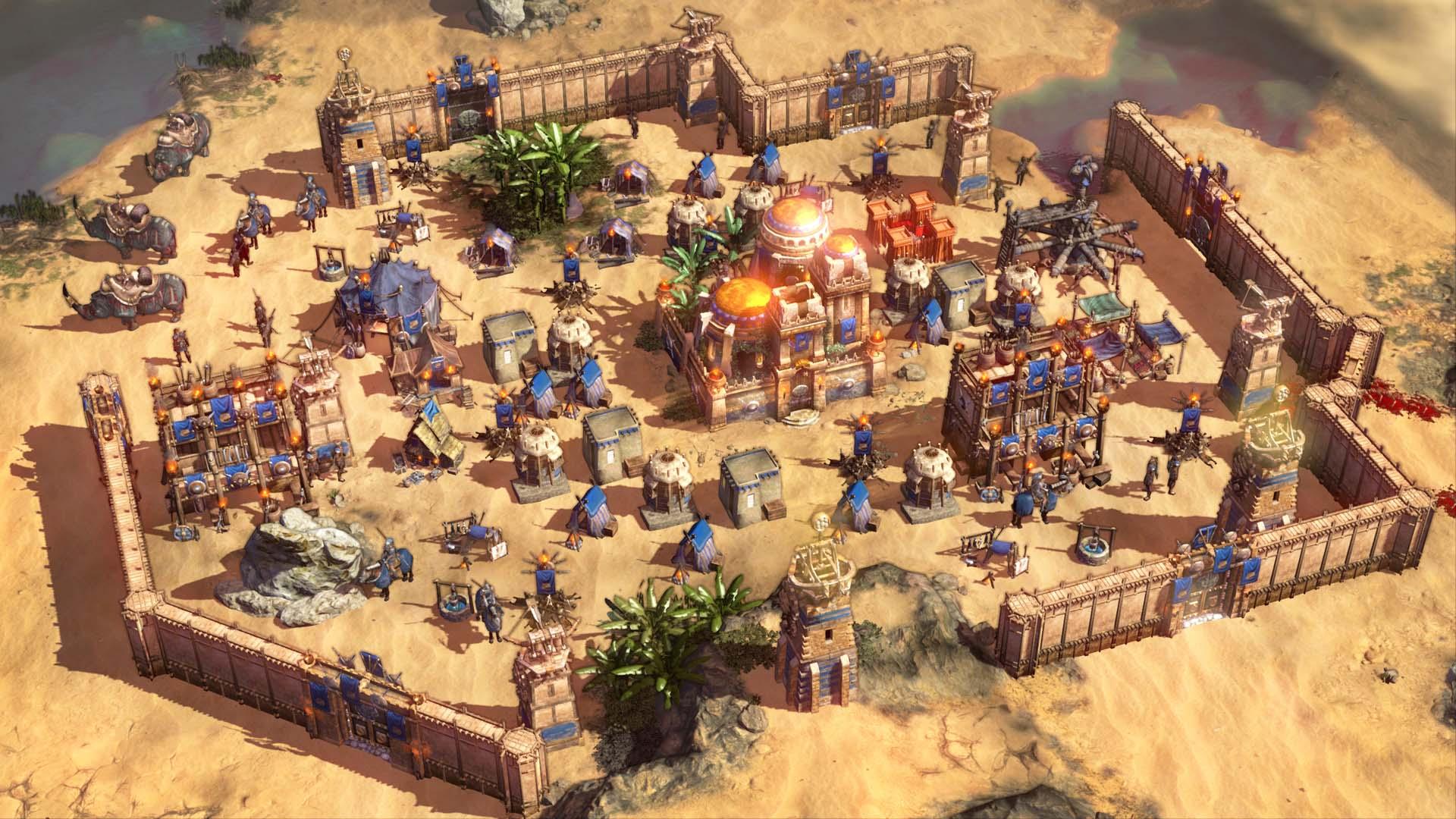 Primeira jogabilidade cooperativa para Conan Unconquered