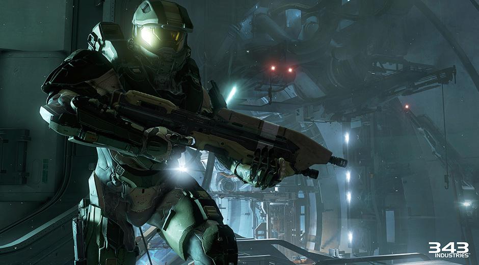 Primer Halo 5: a história até agora