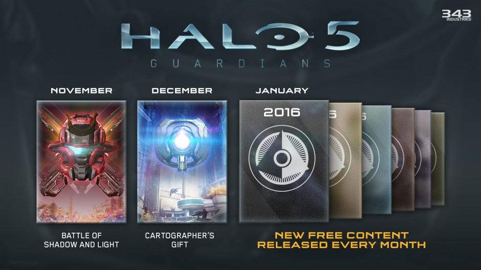 Próximo Free Halo 5: Guardians Update traz Forge, novos mapas e ...