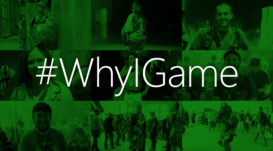 Queremos saber por que você joga jogos