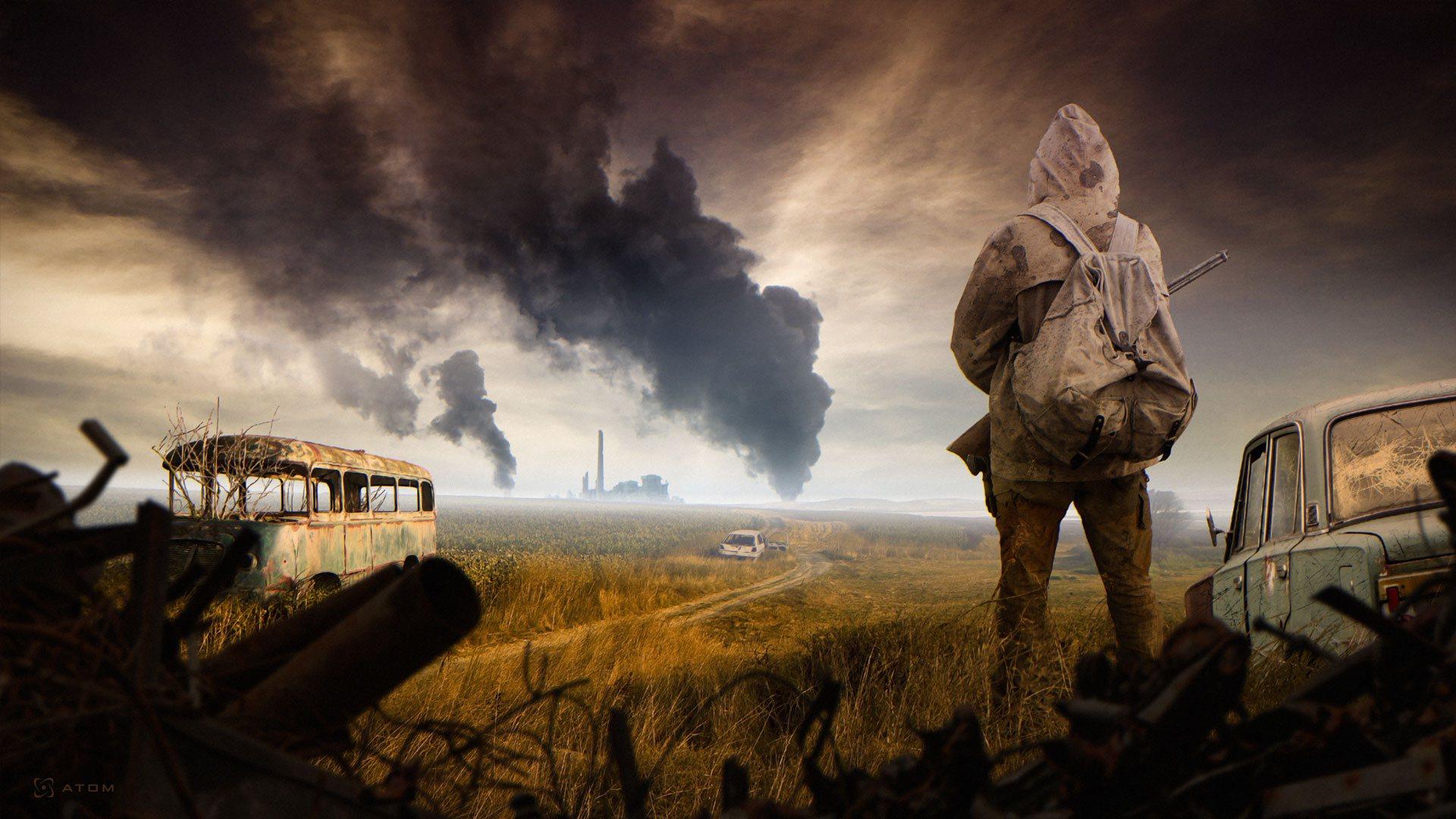 """RPG da era soviética inspirado em Fallout """"Atom"""" chega ao mercado em 19 de dezembro"""