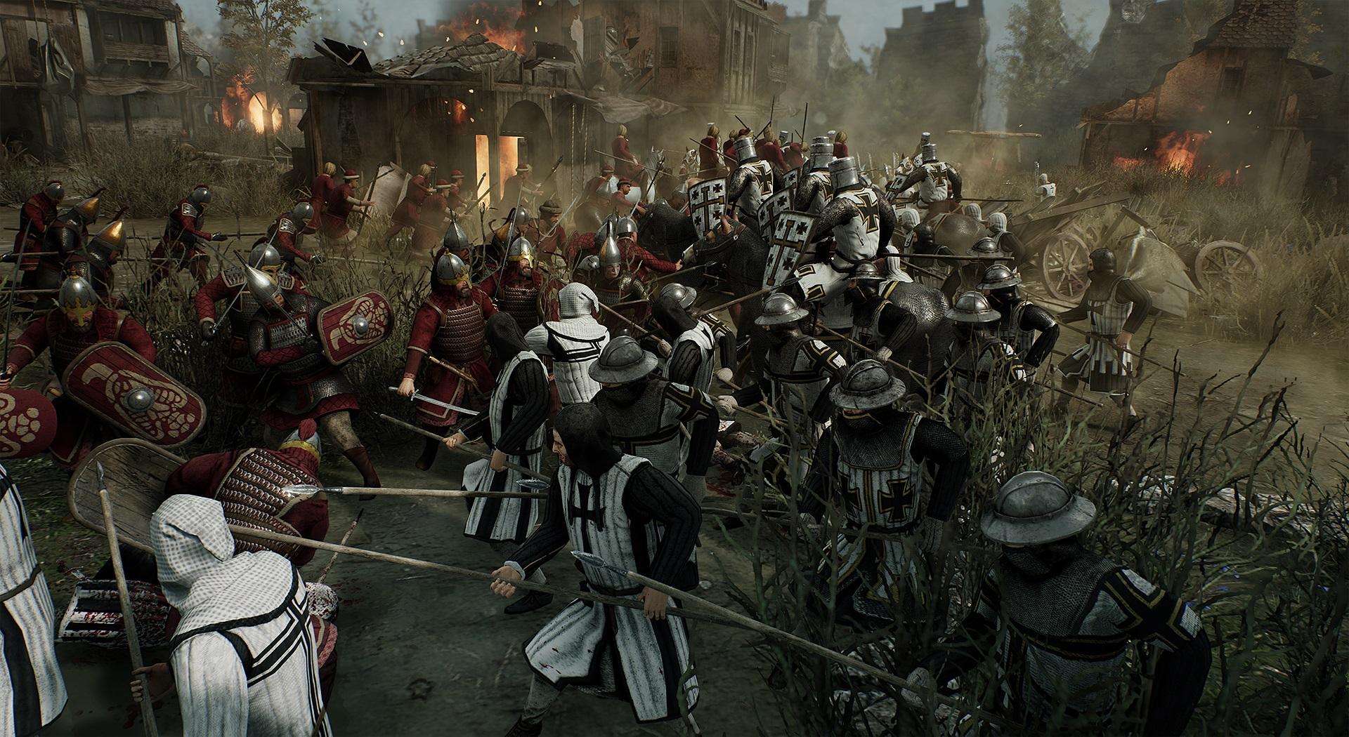 RTS histórico