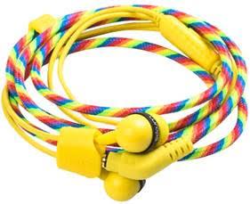 Rainbow Wrap Earbuds - Revisão