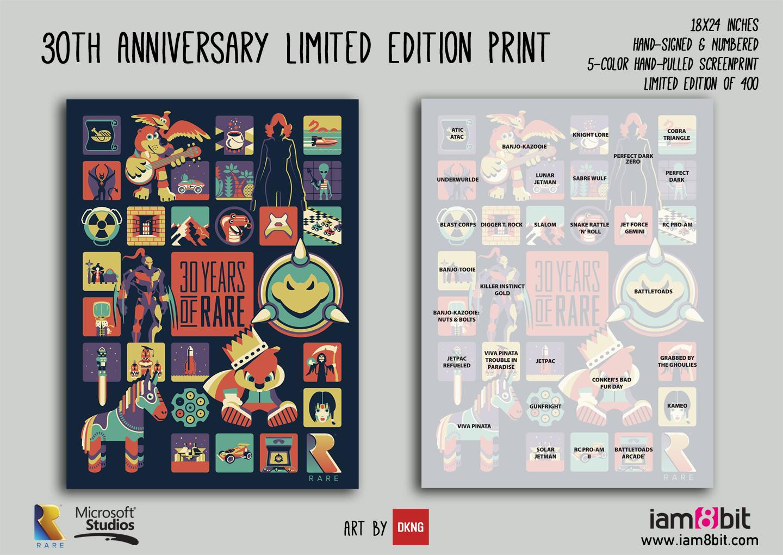 Rare divulga edição limitada do 30º aniversário de impressão, Battletoads Vinyl Soundtrack na ...