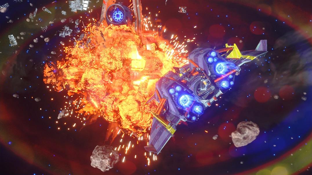 Rebel Galaxy Outlaw lança para PC em 13 de agosto, consoles em ...