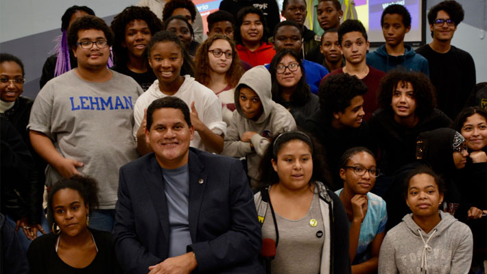 Reggie Fils-Aimé entra para o Conselho de Administração do New York Video Game Circle