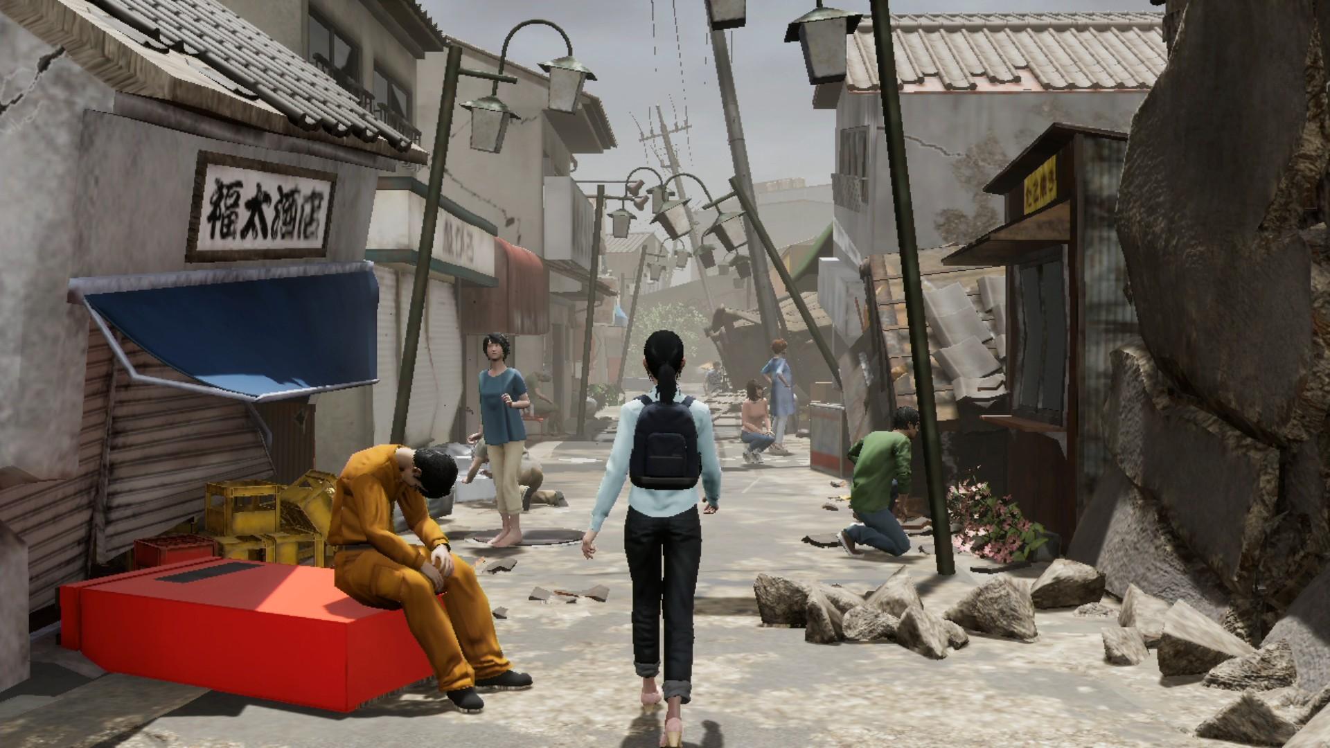 Relatório de Desastre 4: Summer Memories Heads West no PC, PS4 e ...