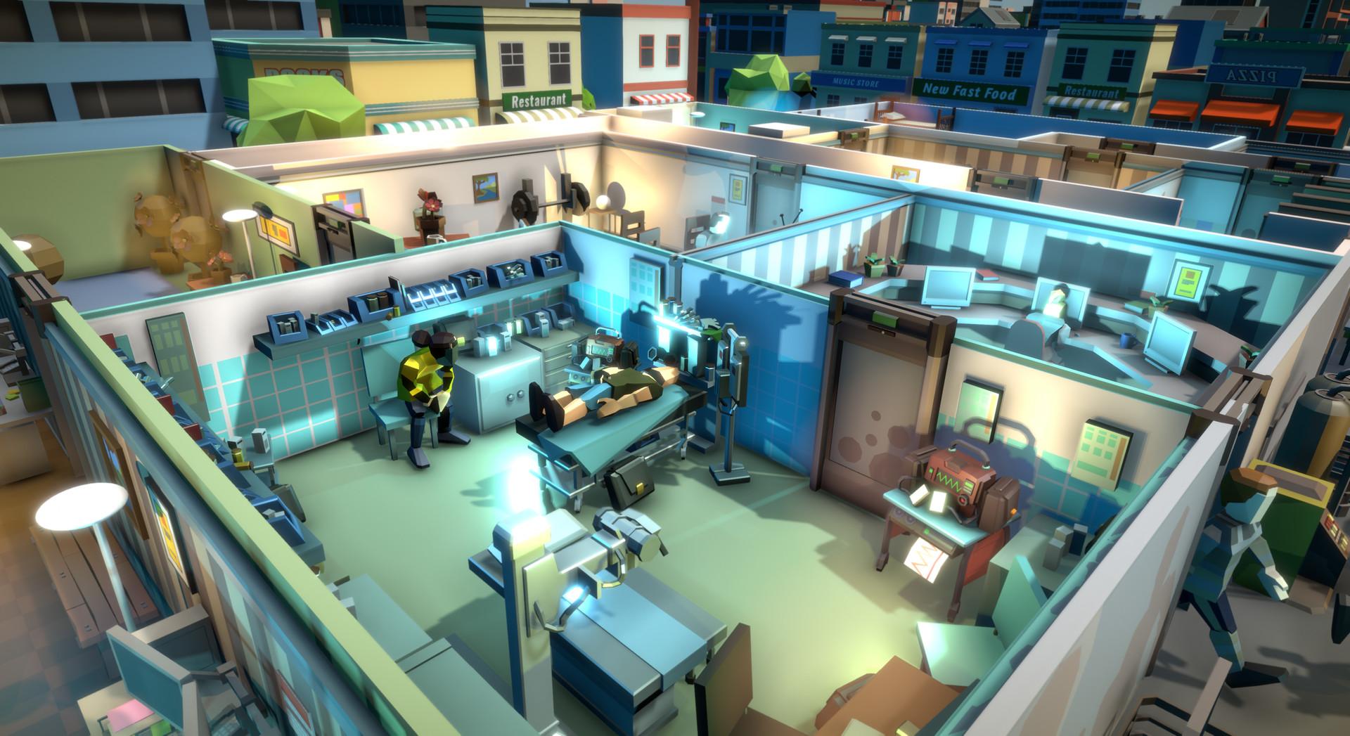 Rescue HQ Heads to PC em 28 de maio
