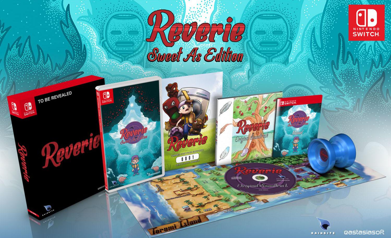 Reverie Giveaway de edição limitada da Playasia e Niche Gamer