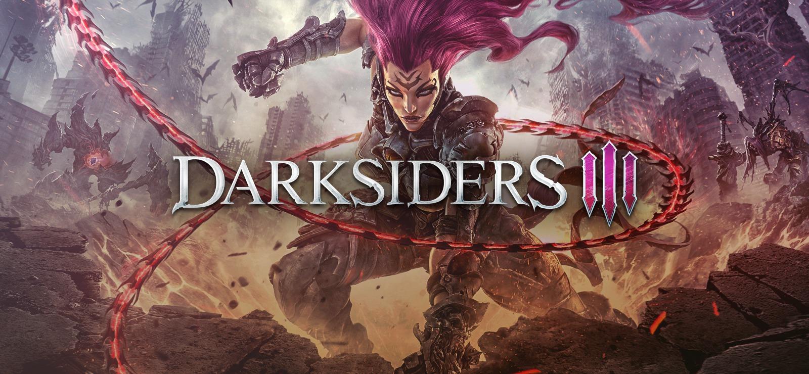 Revisão de Darksiders III - Angry Souls