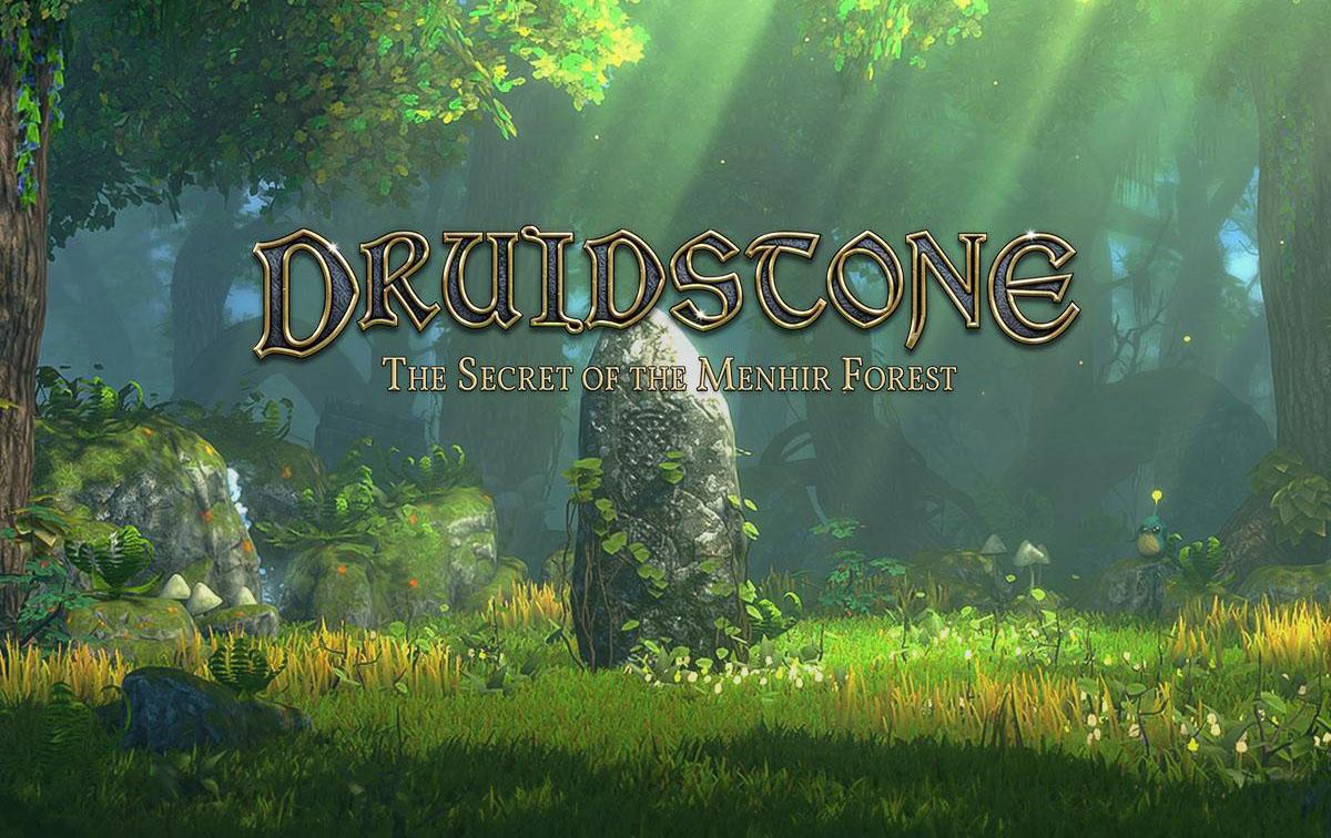 Revisão de Druidstone: O Segredo da Floresta Menhir