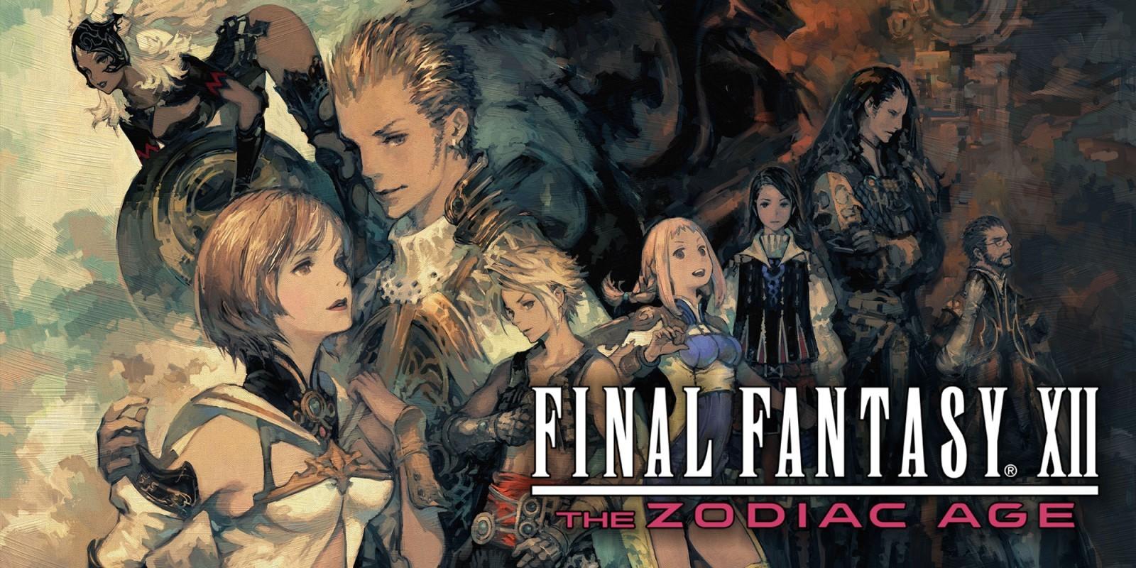 Revisão de Final Fantasy XII: The Zodiac Age