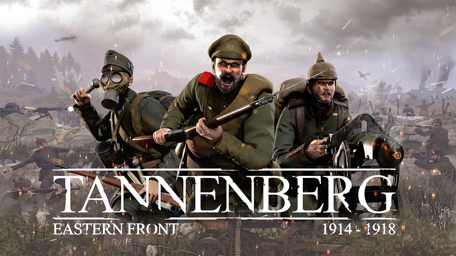 Revisão de Tannenberg - Verdun, filho