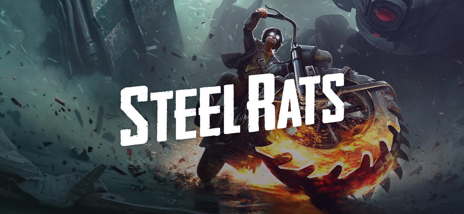 Revisão do Steel Rats - Trials by Combat