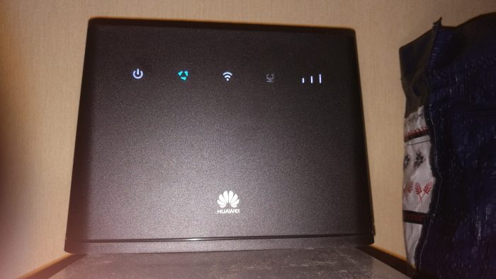 Revisão do Three Home Broadband Router