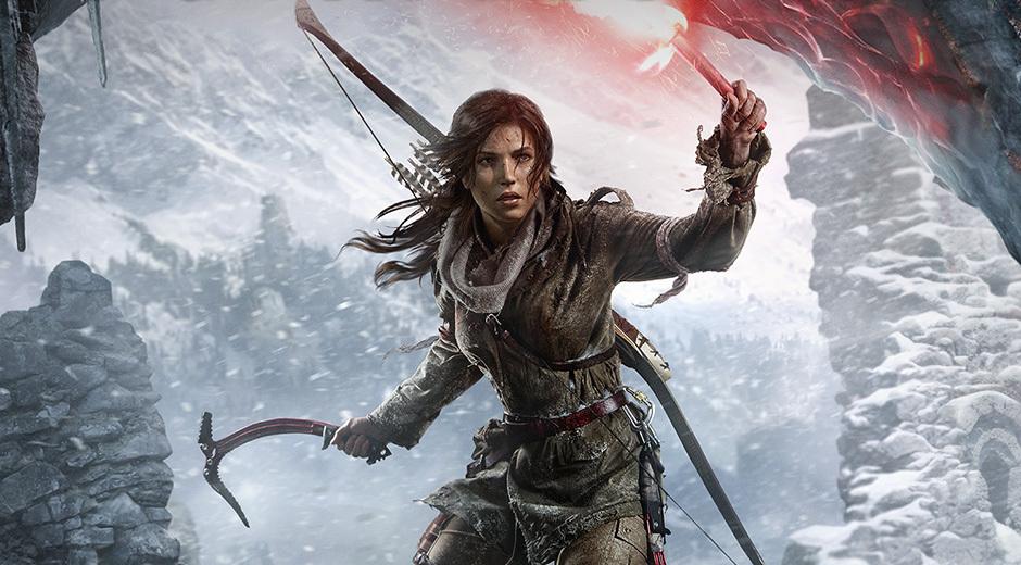 Rise of the Tomb Raider está chegando na Windows Store em ...