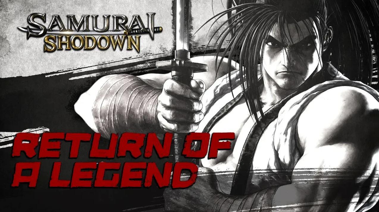 Samurai Shodown para PS4, Xbox One e lançamento ocidental em junho ...