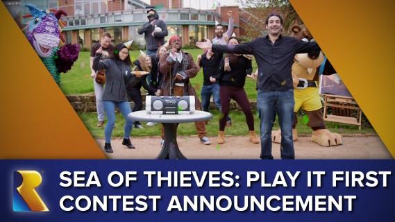 Sea of Thieves está procurando os primeiros fãs no ...