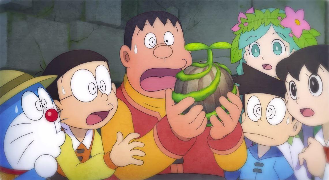 Segundo trailer de Doraemon Story of Seasons