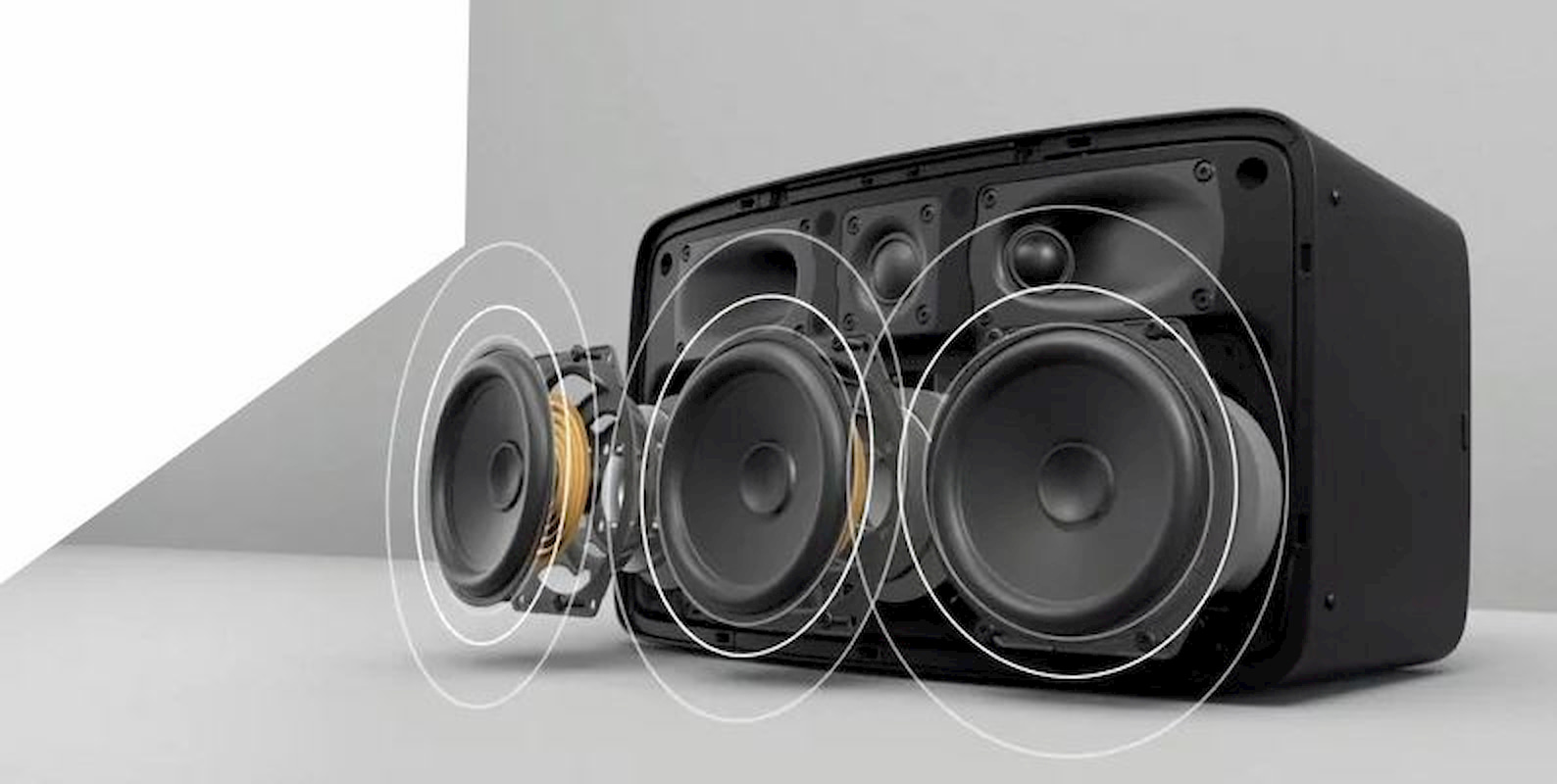 Sonos Five e Sub de terceira geração vazam antes do evento de revelação