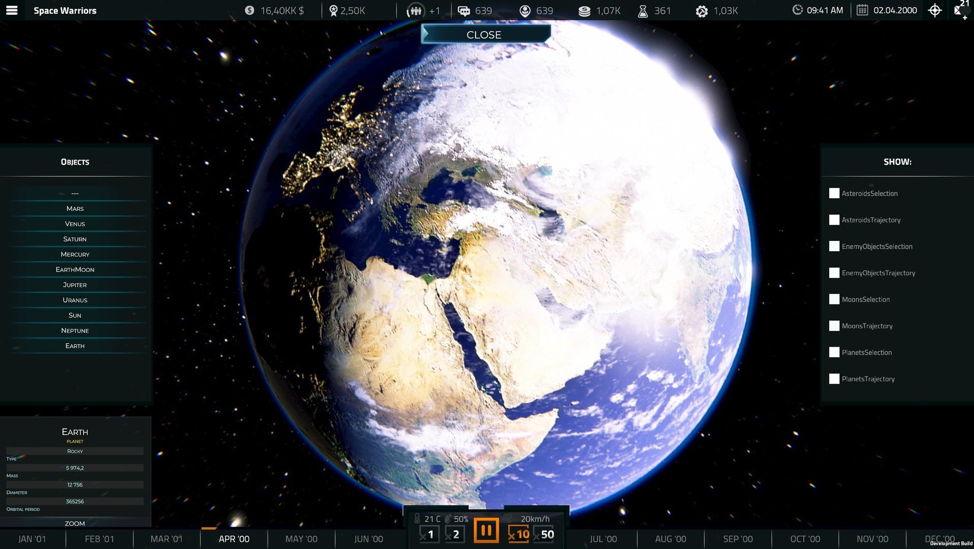 Space Company Simulator anunciado para Windows PC