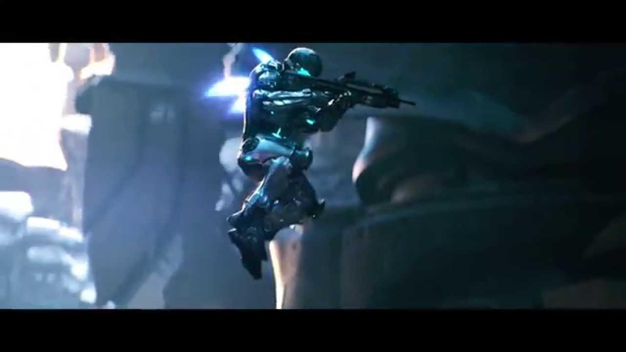 Spartan Locke mostra habilidades mortais no novo trailer de Halo 5: Guardians