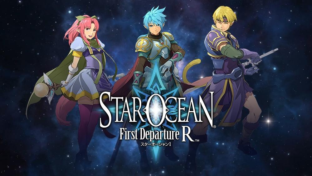Star Ocean: First Departure R está chegando ao oeste em 5 de dezembro