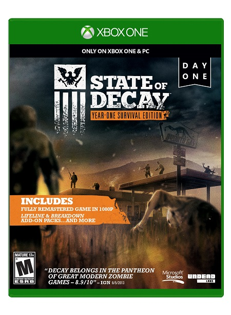 State of Decay: Year-One Survival Edition - Pânico nas ruas ...