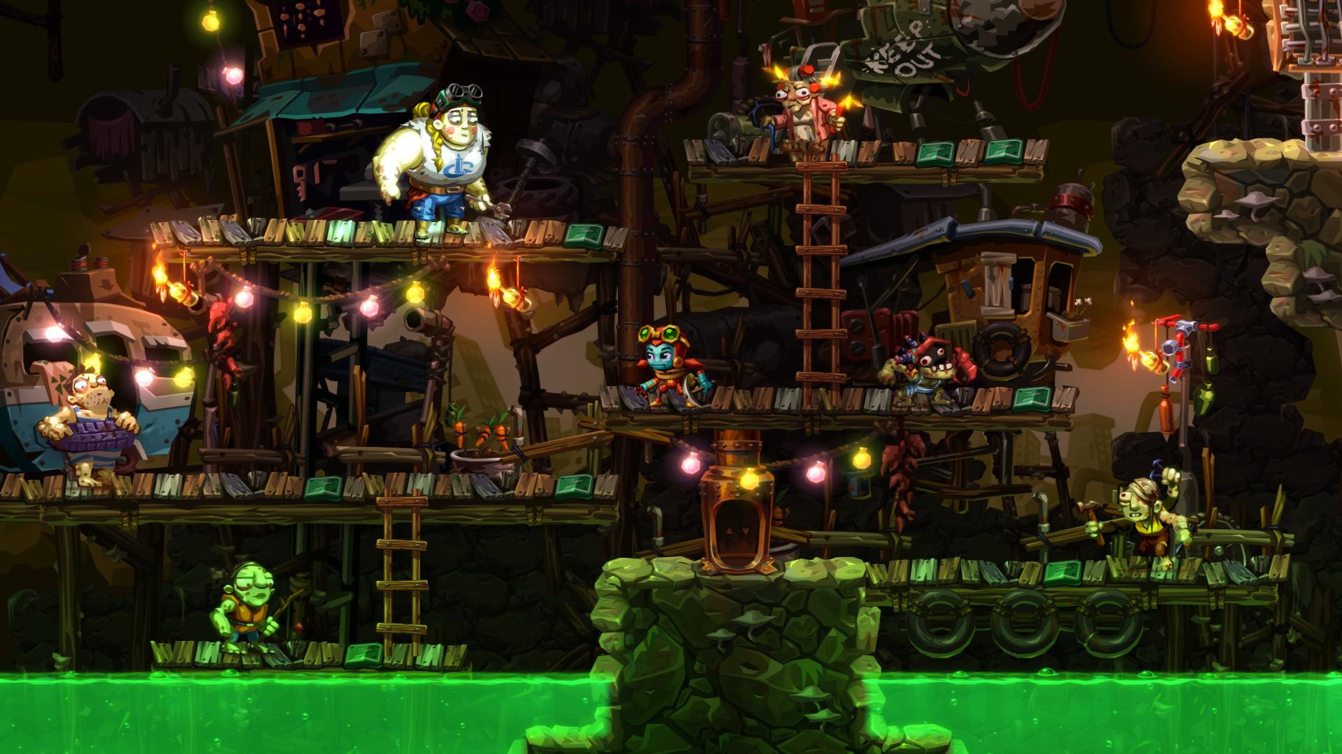 SteamWorld Dig 2 lança para PC, Mac e Linux em setembro ...