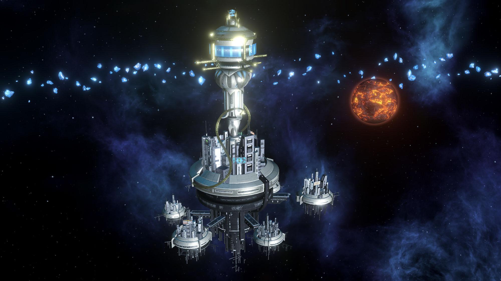 """Stellaris recebe novo DLC """"MegaCorp"""" em 6 de dezembro"""