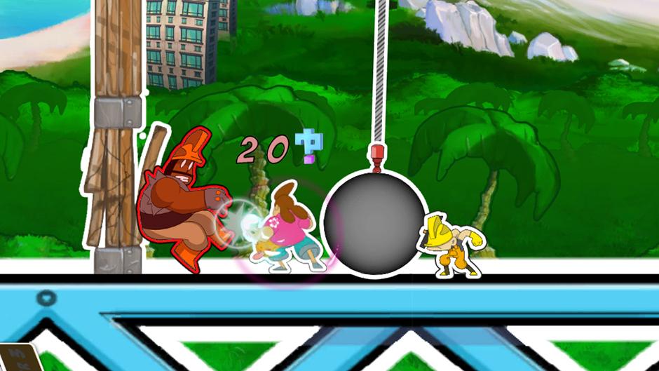Super Comboman 2D Brawler chegará ao Xbox One em breve