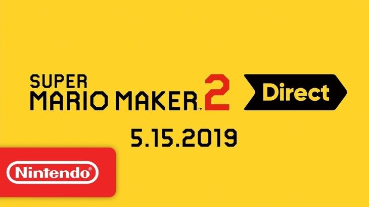 Super Mario Maker 2 Direct revela novas peças, ferramentas e muito mais