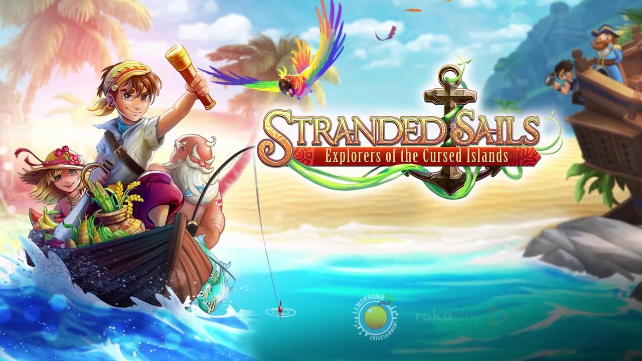 TGS 2019 Trailer for Stranded Sails: Exploradores das Ilhas Amaldiçoadas