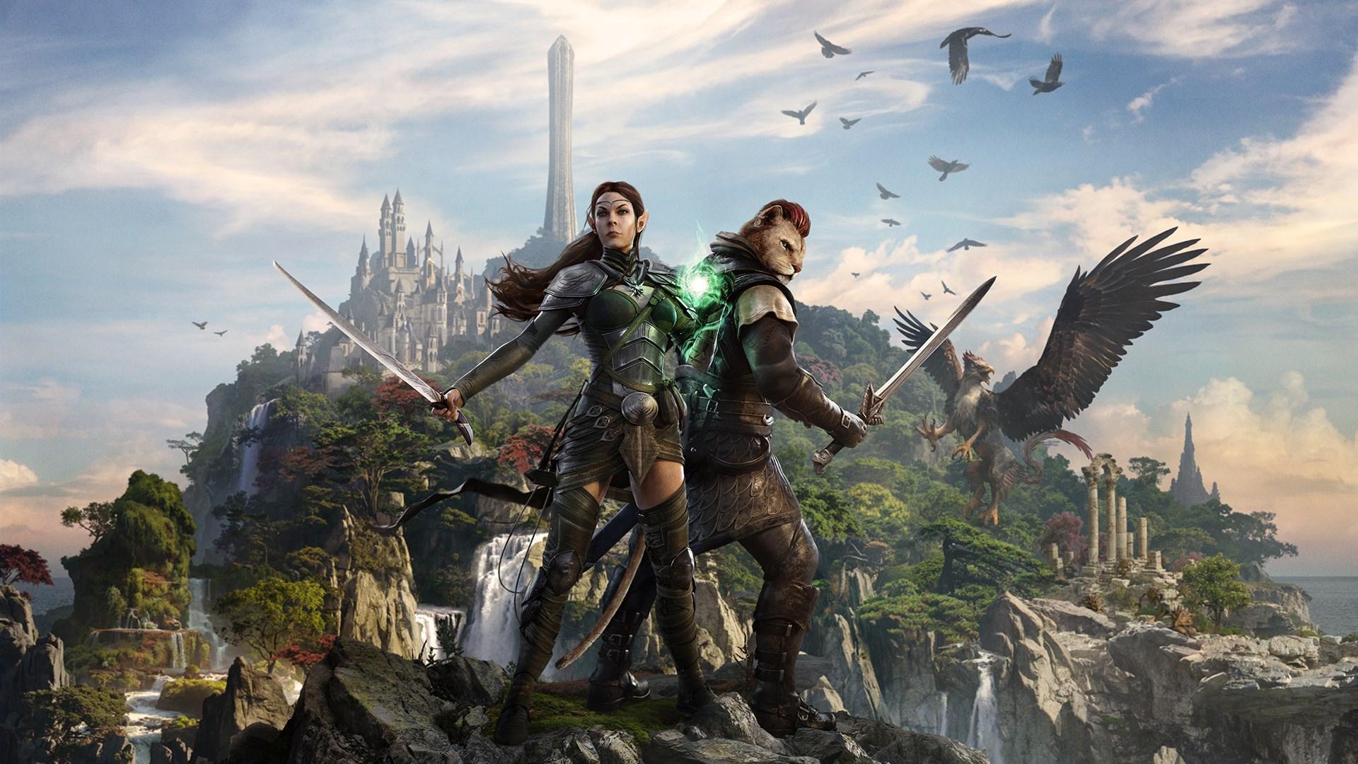 The Elder Scrolls Online: Summerset Review - Vida Elevada (Elfa) em ...