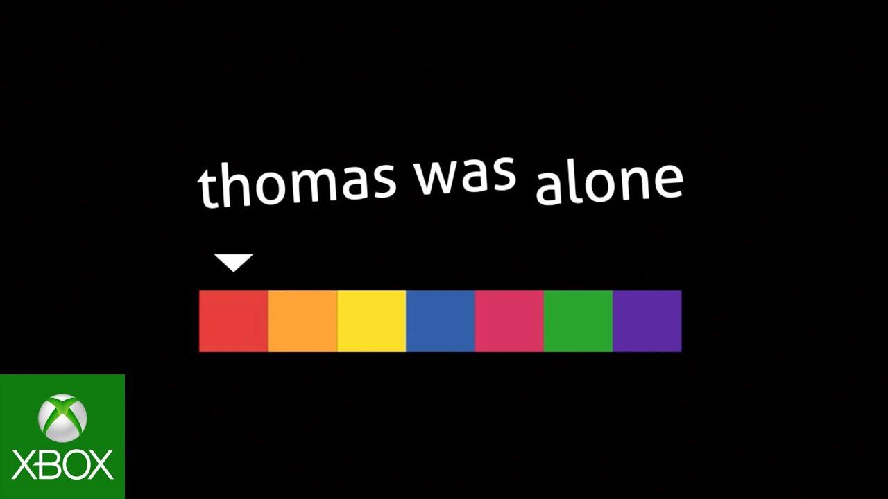 Thomas estava sozinho: um exercício de amplitude minimalista