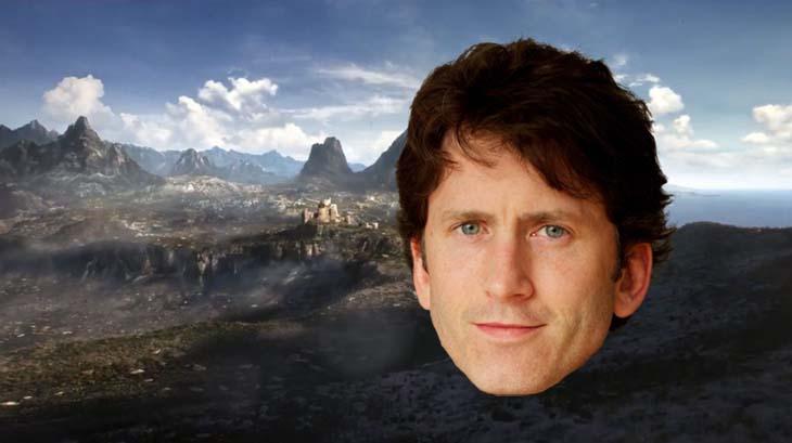 Todd Howard: Elder Scrolls VI está sendo projetado