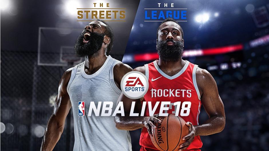 Torne-se o único na NBA Live 18