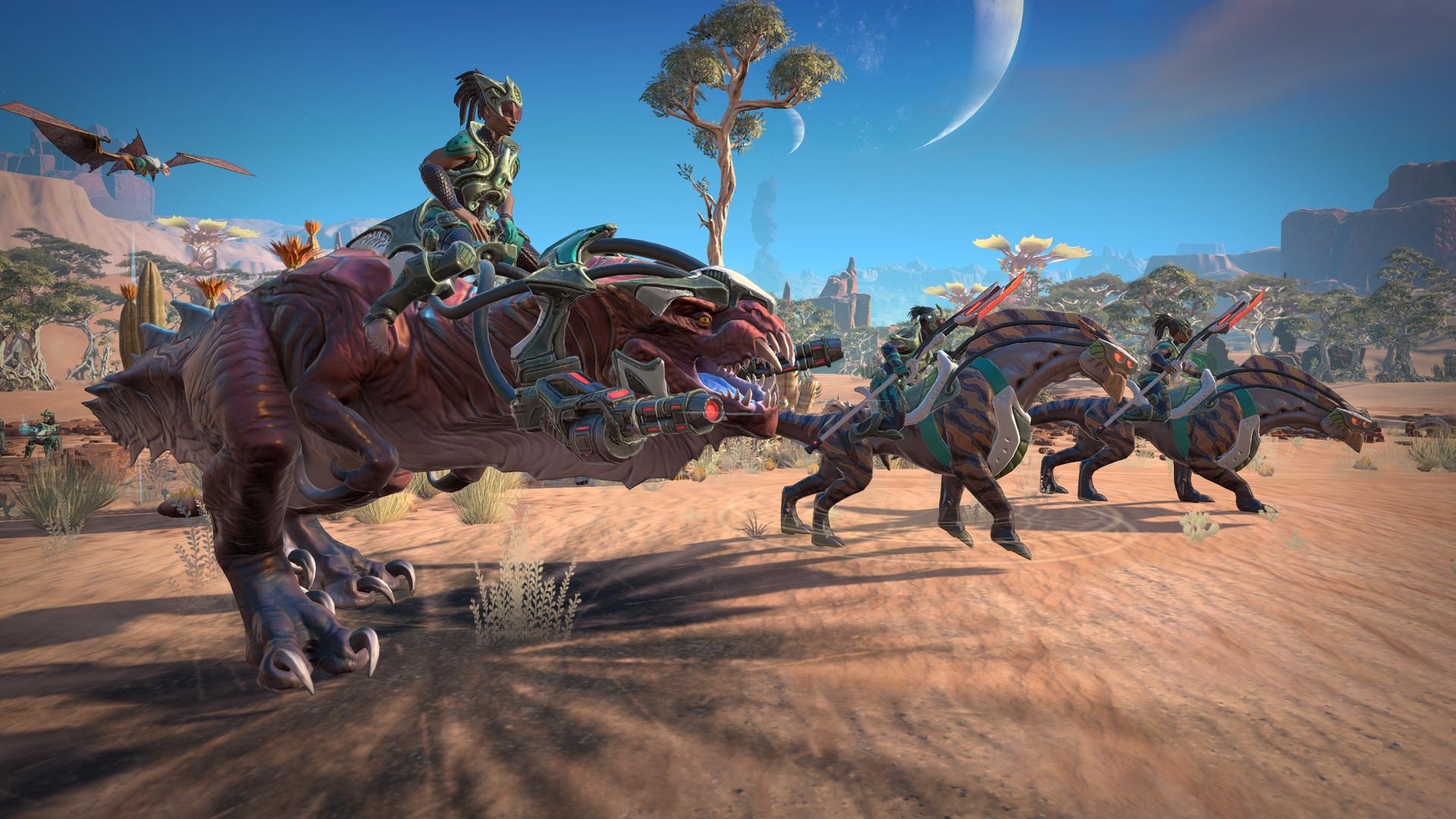 Trailer da E3 2019 para Age of Wonders: Planetfall