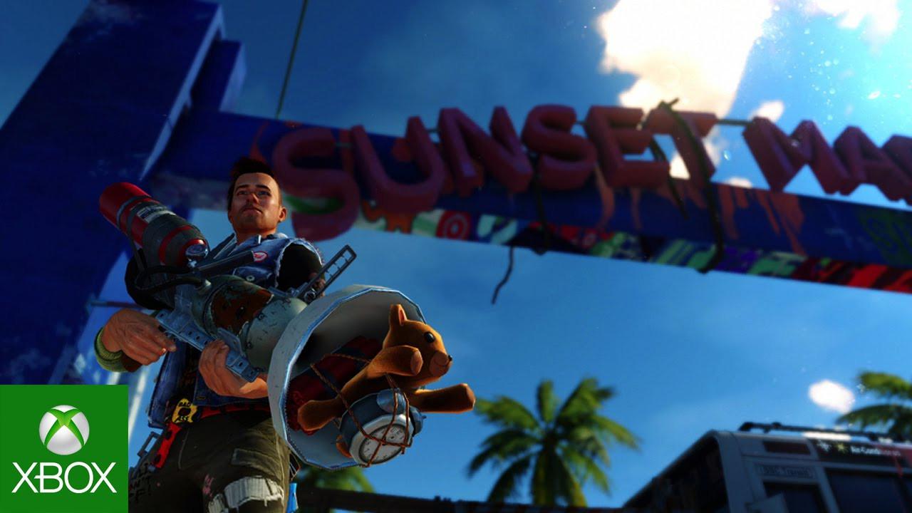 """Trailer de lançamento do Sunset Overdrive e """"Semana das Explosões"""" Acendem o Awesomepocalypse"""