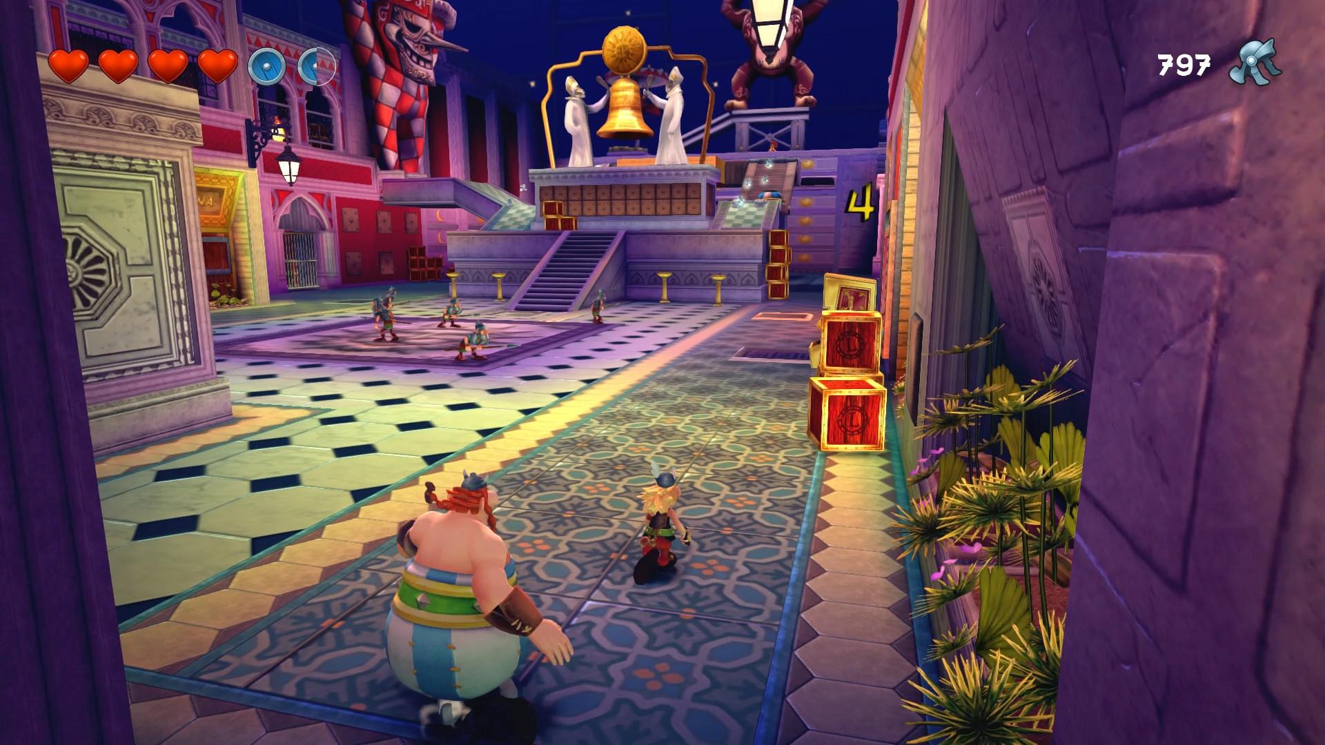 Trailer de lançamento para Asterix & amp;  Obelix XXL 2