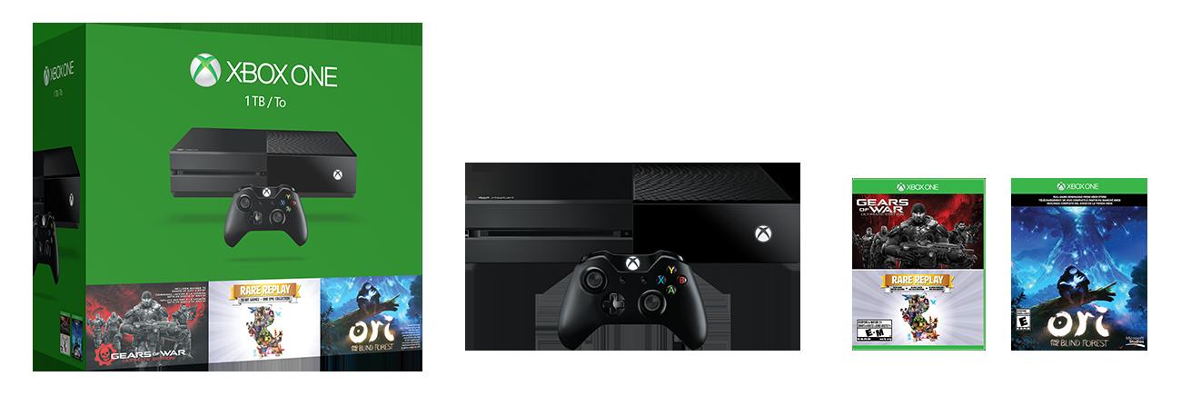 Três jogos de grande sucesso quando você leva para casa o Xbox One de 1 TB ...