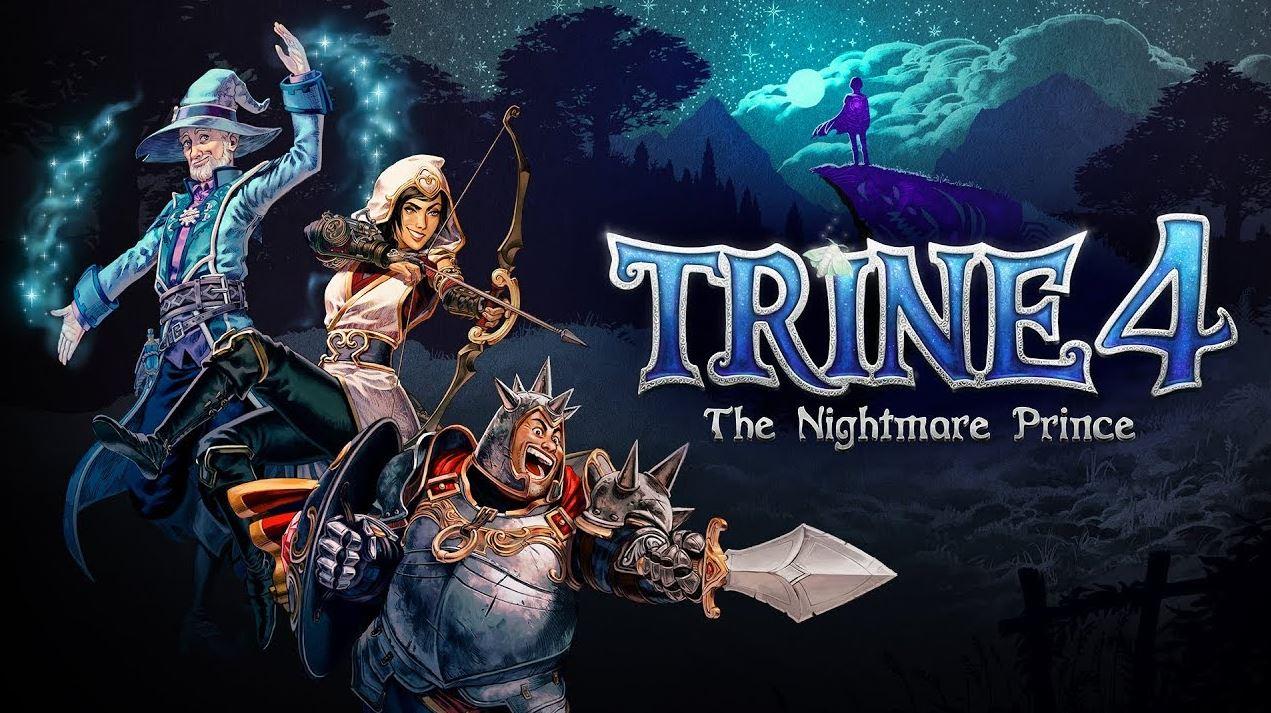 Trine 4 E3 2019 Visualização prática