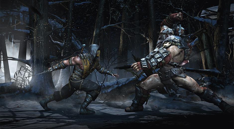 Um olhar mais atento sobre as variantes de lutador de Mortal Kombat X