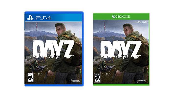 Versão física para o DayZ lança 15 de outubro