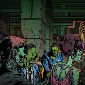 Wailing Heights traz aventura de mortos-vivos para o Xbox One