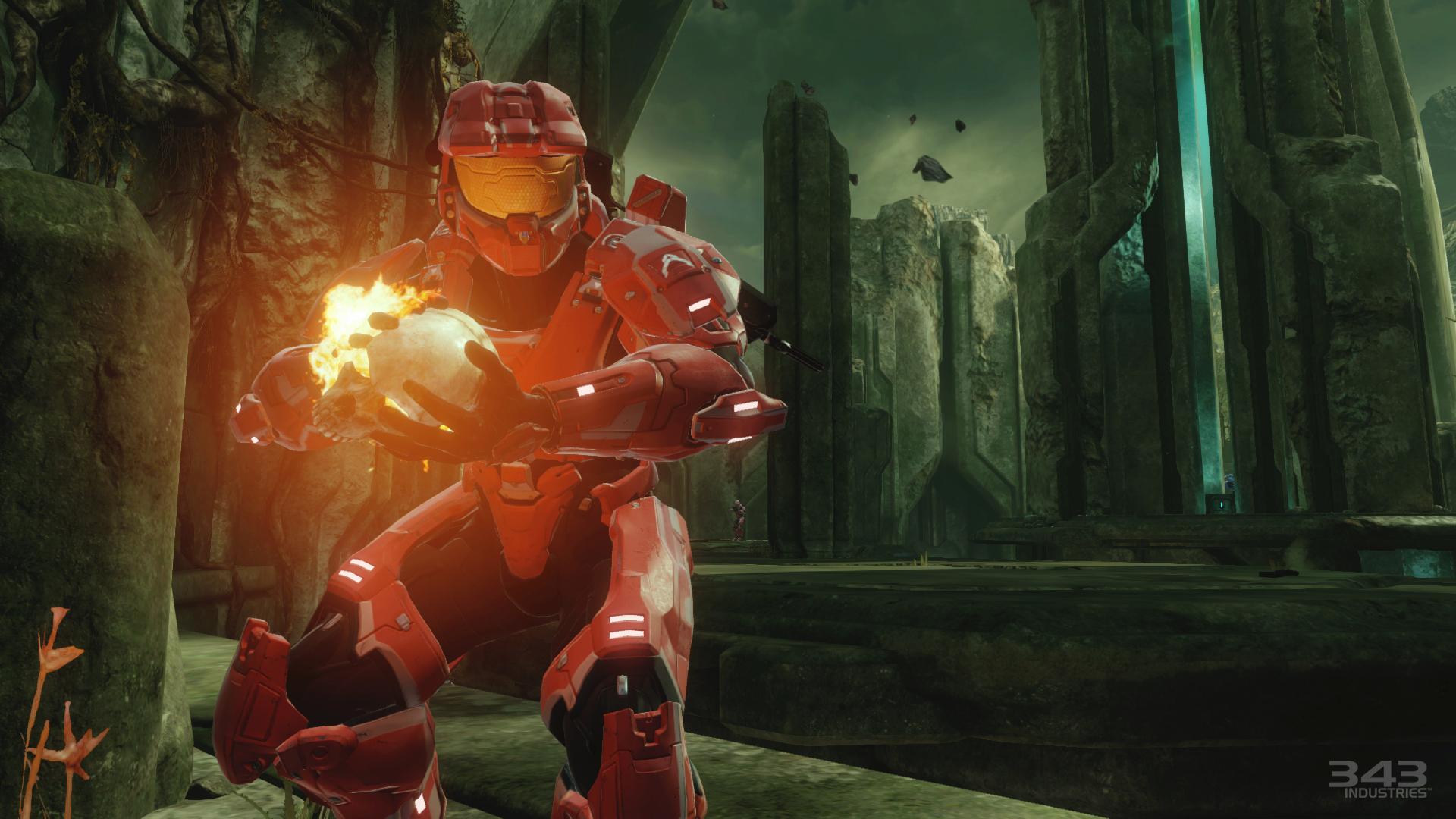 Warlock é revelado como o mapa final de Halo 2 sendo re-imaginado para ...