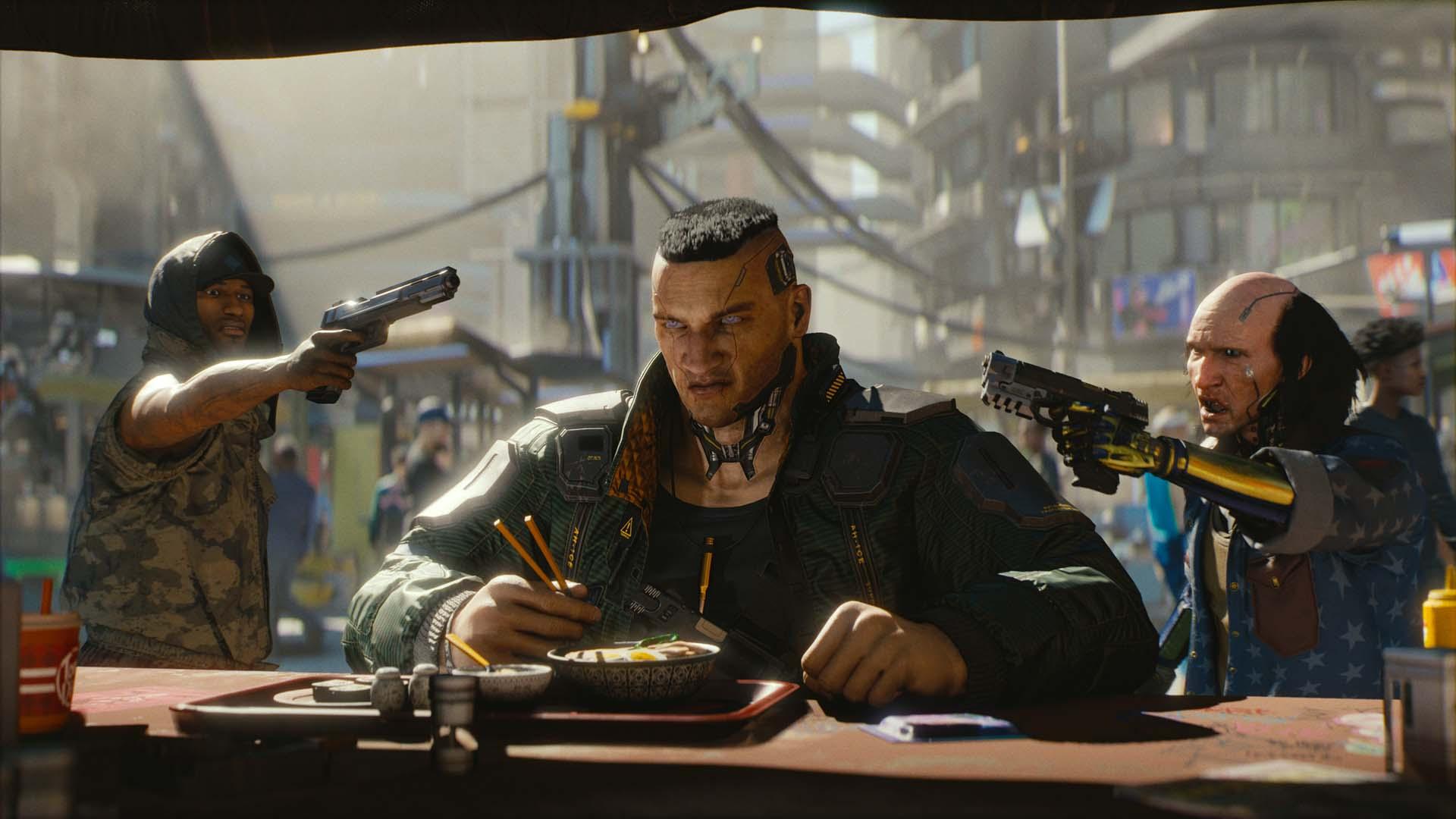 Warner Bros. distribuirá Cyberpunk 2077 na América do Norte