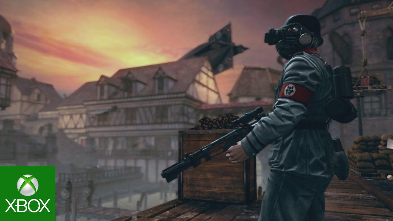 Wolfenstein: The Old Blood Injeta Mais Vida Nova na Série