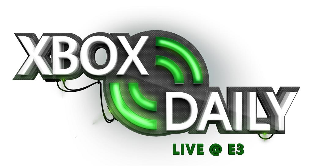 'Xbox Daily: LIVE @ E3' quarta-feira, 17 de junho